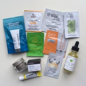 Skincare Sampler Collection